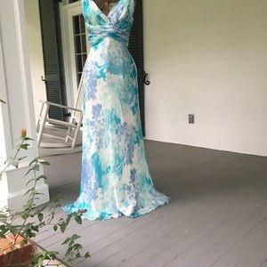 Bagdley Mischka Evening Gown